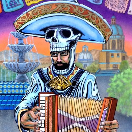 Day of the Dead Mariachi