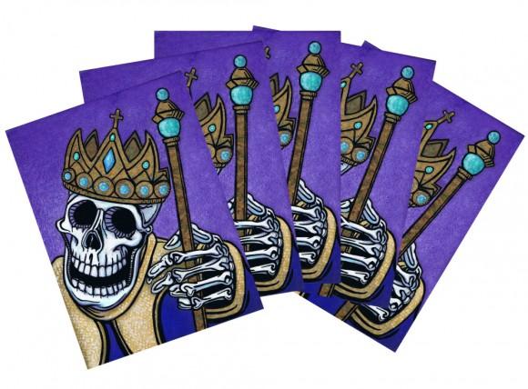 kingpostcard