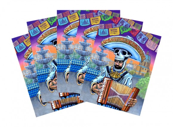 mexoaccordpostcards