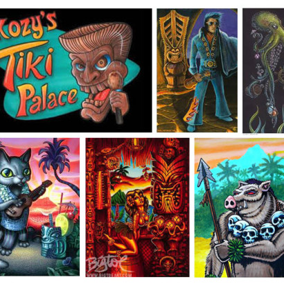 Tiki Art Gallery