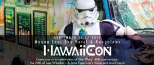 Hawaiicon 2017 @ Mauna Lani Bay Hotel & Bungalows