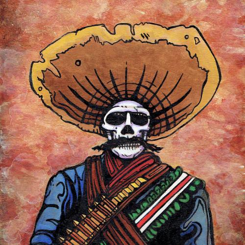 Dia de los muertos Zapata