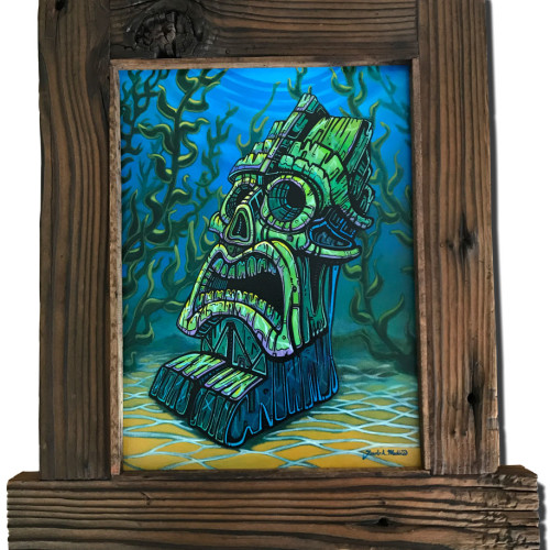 Tiki Wall Art