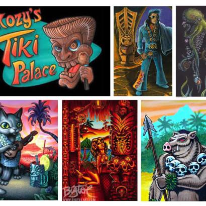 Tiki Art Gallery