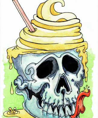 dole whip art